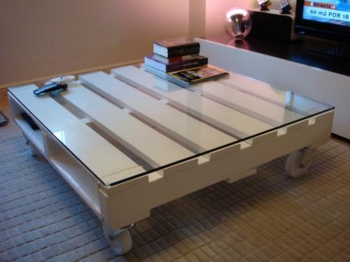 hay muchsimos muebles que se pueden hacer con palets pero hoy nos toca la mesa de centro espero lo paseis igual de bien que yo haciendola - Hacer Mesa Con Palet